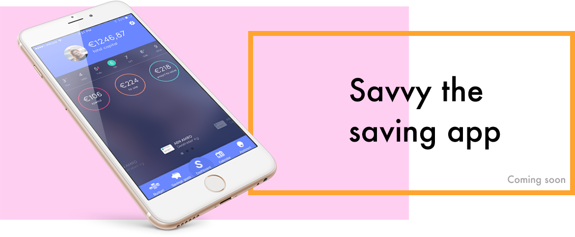 Savvy the saving app